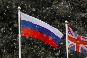 'Trái chiều' xung quanh gặp gỡ cấp cao Nga, Anh đầu tiên sau khủng hoảng ngoại giao