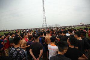 UBND huyện Tam Nông yêu cầu xã Hiền Quan dừng đánh phết