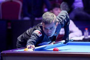 Quyết Chiến giành HCĐ Cúp Thế giới billiards carom 3 băng
