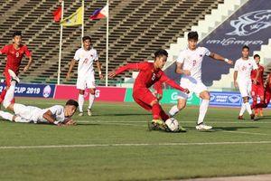 Đội trưởng U22 Việt Nam nói gì sau chiến thắng nhọc trước Philippines?