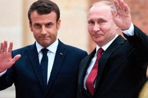 Nga bắt tay Pháp dàn xếp hòa bình cho Syria