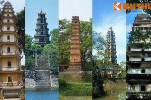 Lặng ngắm những bảo tháp Phật giáo cổ xưa trứ danh Việt Nam
