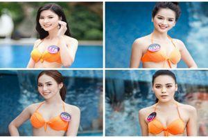 'Người đẹp Kinh Bắc 2019' khoe dáng nuột, eo thon với bikini