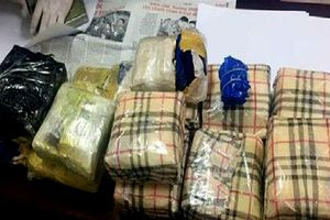Bắt vụ vận chuyển gần 300 kg ma túy đá từ Lào về Việt Nam