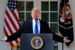 Tổng thống Trump đề cao tiềm năng của Triều Tiên