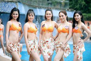 Dàn Người đẹp Kinh Bắc 2019 khoe dáng nóng bỏng với bikini