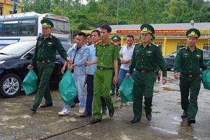 Biên phòng Hà Tĩnh bắt gần 300 kg ma túy