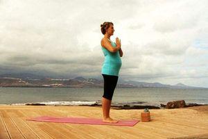 Cách giảm đau lưng trong thời kỳ thai nghén