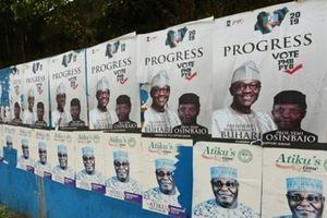 Facebook bị tố 'tiếp tay' cho tin giả lũng đoạn bầu cử ở Nigeria
