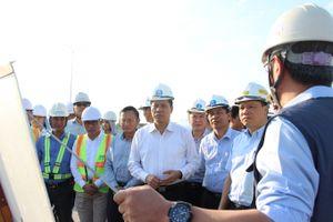 Cao tốc Bến Lức - Long Thành cần phải hoàn thành trước năm 2020