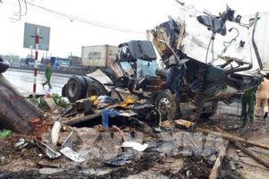 Thanh Hóa: Xác định danh tính nạn nhân vụ tại nạn giao thông liên hoàn