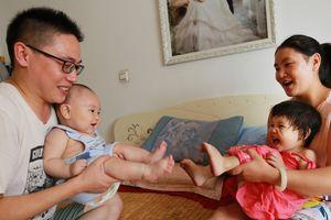 Trung Quốc: Ưu đãi chính sách dân số, người dân vẫn ngại sinh con