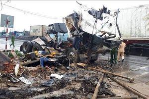 Thanh Hóa: Tai nạn liên hoàn giữa 7 xe, khiến 4 người thương vong