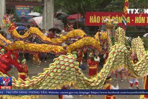 Lễ rước nước - nghi thức quan trọng trong lễ hội Đền Trần