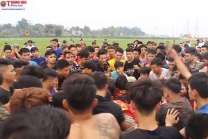 Lễ hội phết Hiền Quan 2019: Tạm dừng phần cướp phết