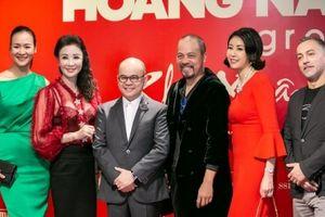 Dàn Hoa Hậu khoe sắc trong sự kiện đầu xuân của doanh nhân Dương Quốc Nam