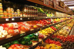 FAO: Giá thực phẩm tháng 1/2019 tăng 1,8%