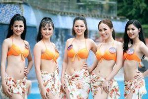 Các người đẹp Kinh Bắc khoe đường cong quyến rũ với bikini