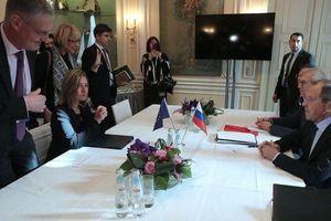 Ngoại trưởng Nga Lavrov: Châu Âu bắt đầu lắng nghe Nga
