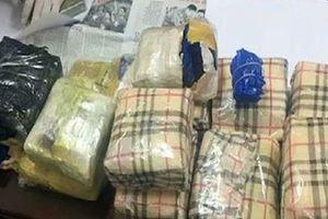 Truy bắt nhóm đối tượng vận chuyển số lượng ma túy 'khủng' từ Lào về Việt Nam