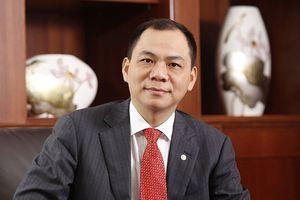 Một loạt đại gia Việt kiếm ngàn tỉ đồng sau Tết