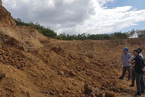 Kon Tum: Tràn lan nạn khai thác đất sét lậu