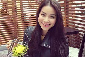 Phạm Hương bất ngờ tiết lộ cuộc sống sau khi tuyên bố đính hôn