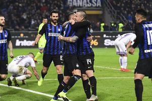 Highlights: 5 phút rượt đuổi không tưởng, Inter thắng Sampdoria 2-1
