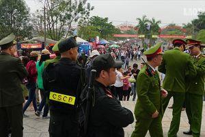 Thắt chặt an ninh tại Hội Lim Xuân Kỷ Hợi 2019