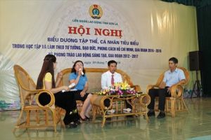 LĐLĐ tỉnh Sơn La nâng cao hiệu quả công tác tuyên truyền