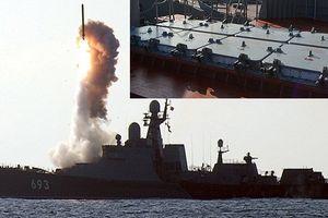 Chiến hạm Gepard 3.9 mở đầu kỷ nguyên thống trị của Kalibr