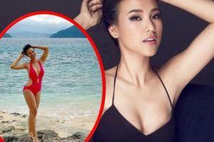 Vừa công khai hẹn hò, tình cũ Huỳnh Anh đã liên tục khoe ảnh sexy