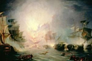 4 chiến hạm nổi tiếng nhất trong chiến tranh Napoleon