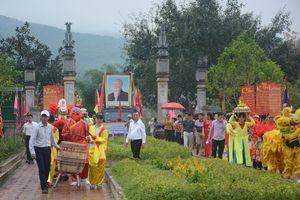 Lễ hội mới trên quê ngoại Đại danh y Lê Hữu Trác