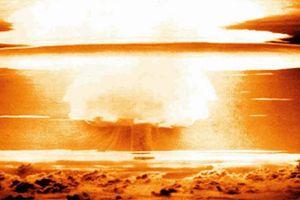 Giải mã sức hủy diện khủng khiếp của vũ khí hạt nhân