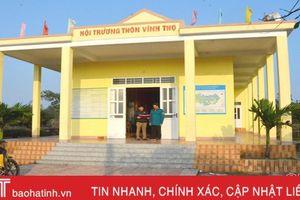 Nông thôn mới vẽ bức tranh tươi sáng ở 'rốn nghèo' Hà Tĩnh