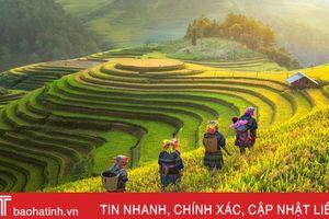 Vẻ đẹp đất và người Việt Nam trên báo Anh