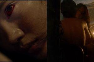Phim về bùa ngải 'Thiên Linh Cái' tung trailer đầy rẫy cảnh nóng của Hoàng Yến Chibi