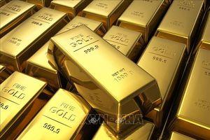 Giá vàng 'đạt đỉnh' trong hai tuần liên tiếp