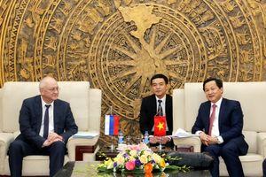 Tiến tới nâng cấp hợp tác về phòng, chống tham nhũng giữa Việt Nam và Nga