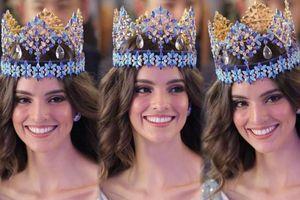 Tân Hoa hậu Thế giới hút mọi ánh nhìn tại buổi công bố chủ nhà Miss World 2019