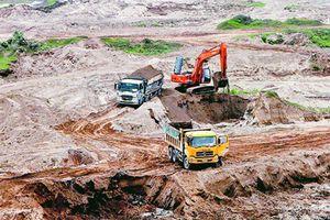 Hà Nội có 24 cơ sở khai thác khoáng sản đã ký quỹ bảo vệ môi trường