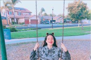 Sau thông báo đã đính hôn, Phạm Hương khoe cuộc sống bên đất Mỹ