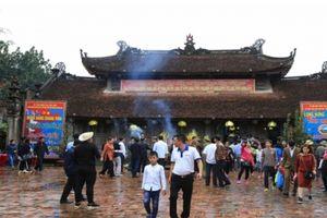 Khai mạc lễ hội đền Trần tại Thái Bình