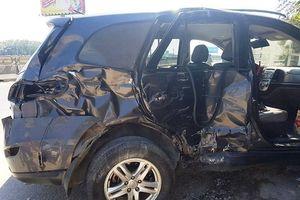 Thanh Hóa: Khởi tố tài xế xe khách tông xe biển xanh làm 8 người thương vong