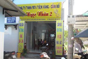 Vĩnh Long: Mở tiệm vàng lừa đảo hàng chục triệu đồng rồi bỏ trốn