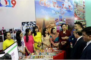 Gần 200 ấn phẩm báo chí tại Hội báo Xuân Lào Cai 2019