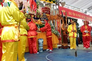 Lễ hội Minh Thề: Những lời thề chưa bao giờ cũ