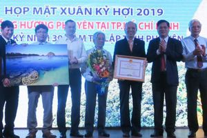 Hội Đồng hương Phú Yên tại TP.HCM: 30 năm sâu nặng nghĩa tình