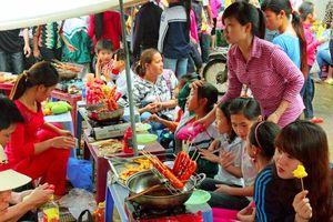 An toàn, vệ sinh thực phẩm tại các lễ hội: Vẫn nhiều nỗi lo